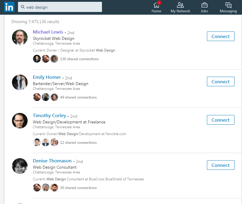 linkedin profile headling tips searches are improved