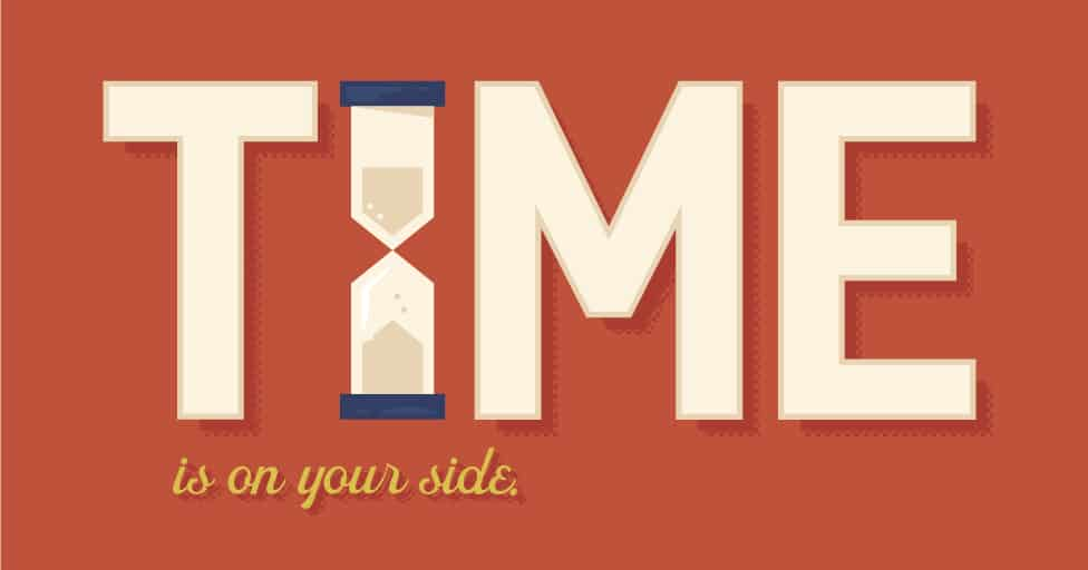 Time is on your side with Content Marketing