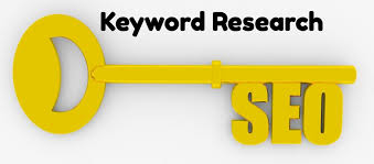SEO keyword research is the key