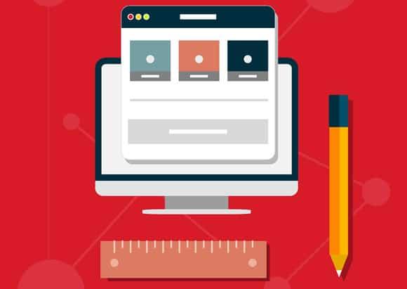 build trust with web design